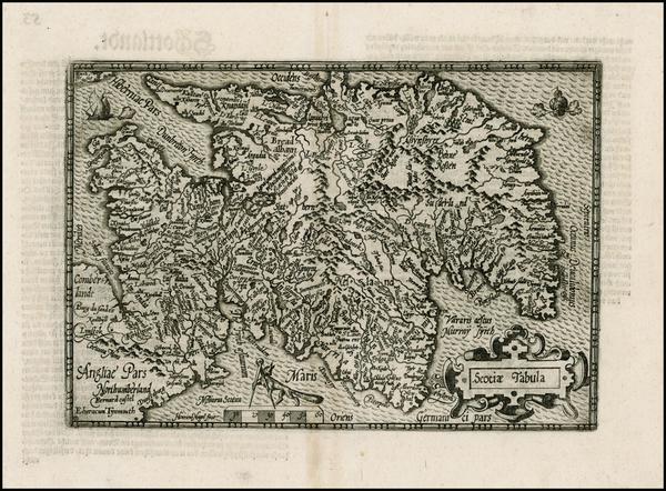 1-Scotland Map By Matthias Quad