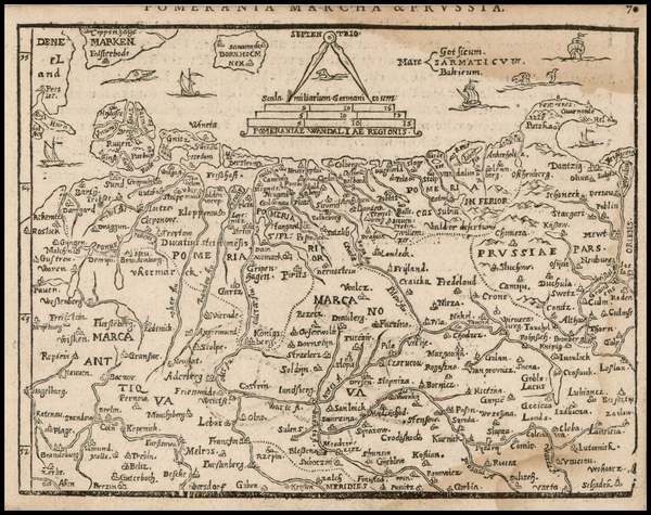 53-Germany, Poland and Baltic Countries Map By Zacharias Heyns