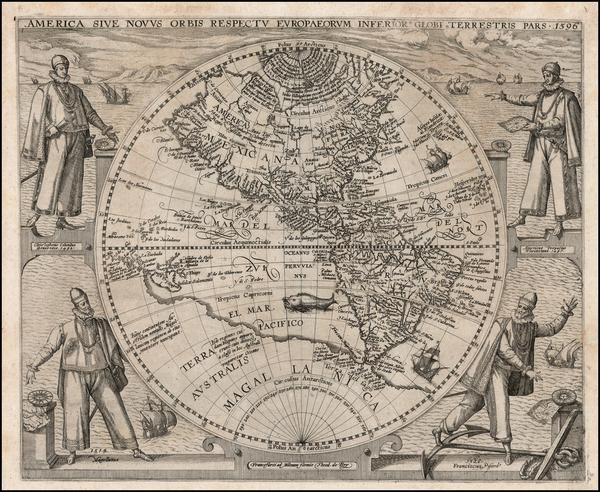 95-World, Western Hemisphere, North America, South America, Australia & Oceania, Australia, Oc