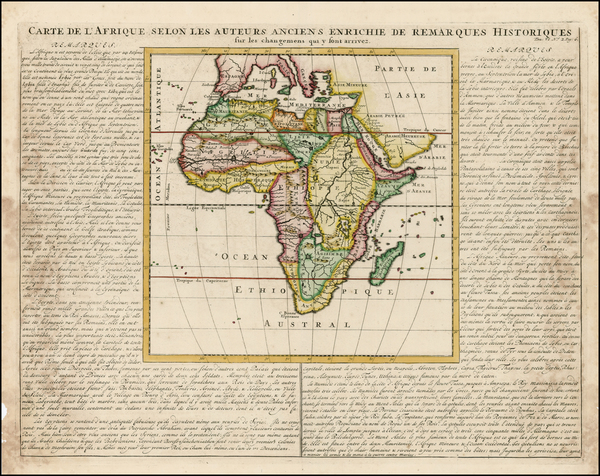 35-Africa and Africa Map By Henri Chatelain