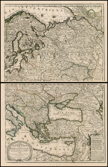 46-Europe, Poland, Russia, Ukraine, Baltic Countries, Balkans, Greece, Turkey, Mediterranean, Scan