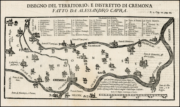 24-Italy Map By Alessandro Capra