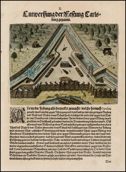 40-Southeast Map By Theodor De Bry
