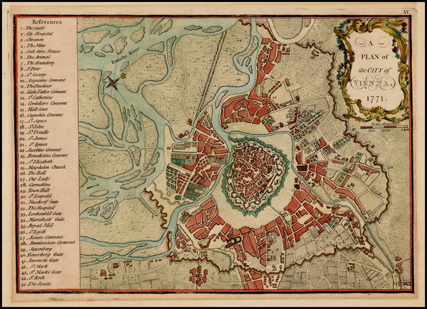 10-Austria Map By John Andrews