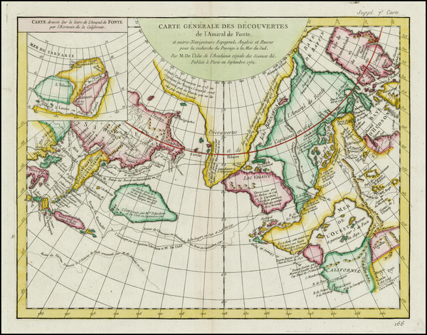 50-Alaska, Canada and Russia in Asia Map By Denis Diderot / Didier Robert de Vaugondy