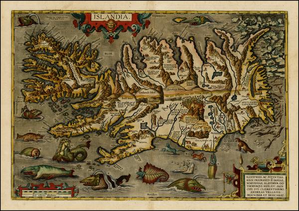29-World, World, Atlantic Ocean, Europe, Iceland, Balearic Islands, Curiosities and Comic & An