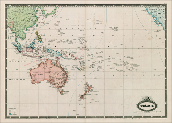 13-Hawaii, Australia & Oceania, Pacific, Oceania, New Zealand, Hawaii and Other Pacific Island