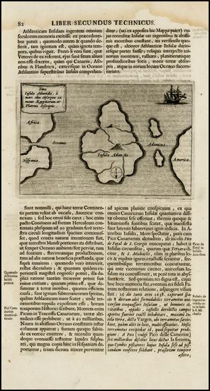 40-World, Atlantic Ocean, Caribbean, South America, Balearic Islands, African Islands, including M