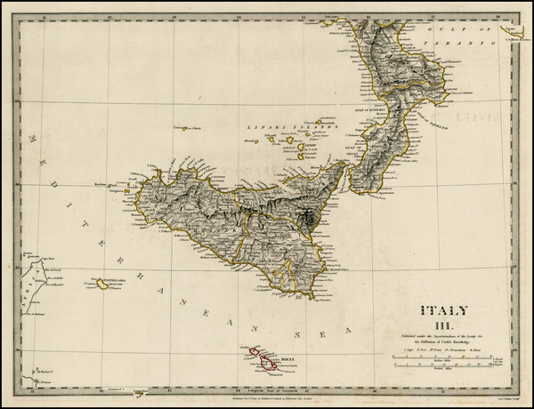 0-Italy and Balearic Islands Map By SDUK