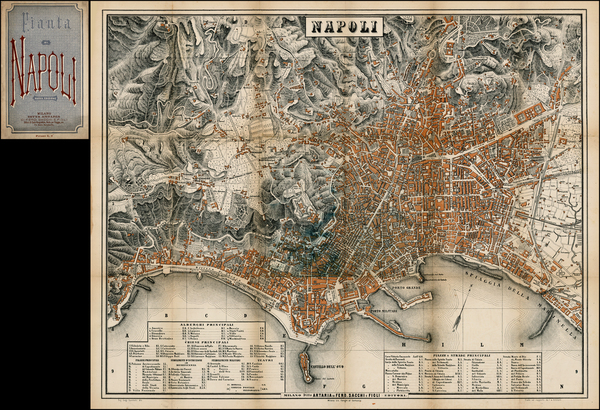 46-Italy Map By