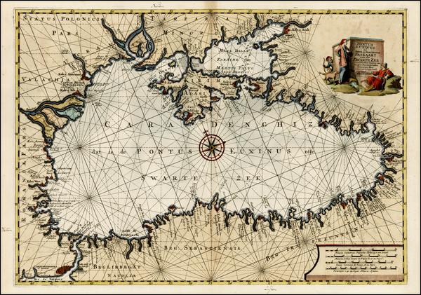 16-Russia, Ukraine, Balkans, Turkey and Turkey & Asia Minor Map By Reiner & Joshua Ottens