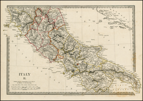 21-Italy Map By SDUK