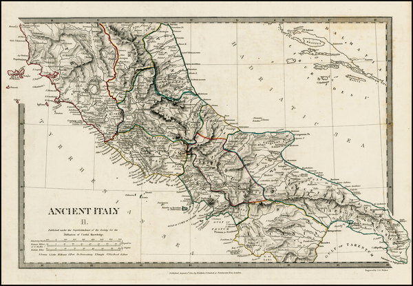82-Italy Map By SDUK