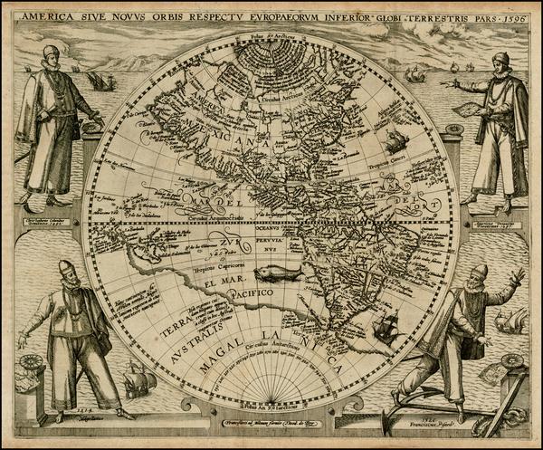 75-World, Western Hemisphere, North America, South America, Australia & Oceania, Australia, Oc