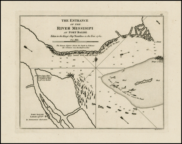 10-South Map By Sayer & Bennett