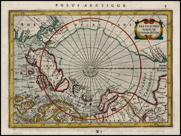 36-Polar Maps and Alaska Map By Jan Jansson
