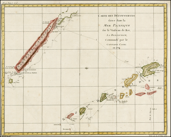 68-Other Pacific Islands Map By La Harpe