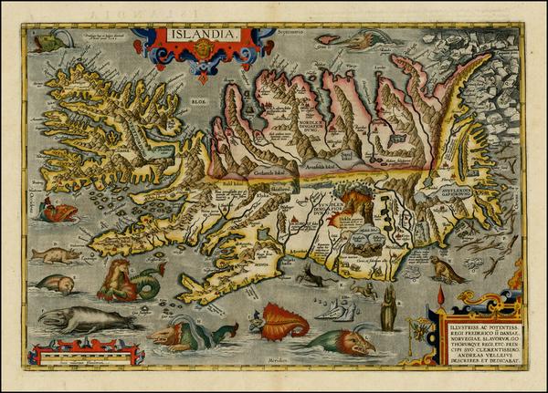 76-World, Atlantic Ocean, Iceland, Balearic Islands, Curiosities and Comic & Anthropomorphic M