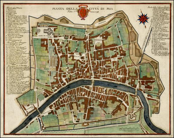 92-Italy Map By Alessandro da Marrona