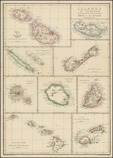17-Atlantic Ocean, Indian Ocean, Hawaii, Balearic Islands, Other Islands, African Islands, includi