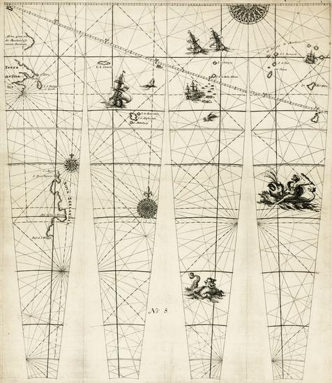 89-Australia, New Zealand and Other Pacific Islands Map By Johann Friedrich Endersch