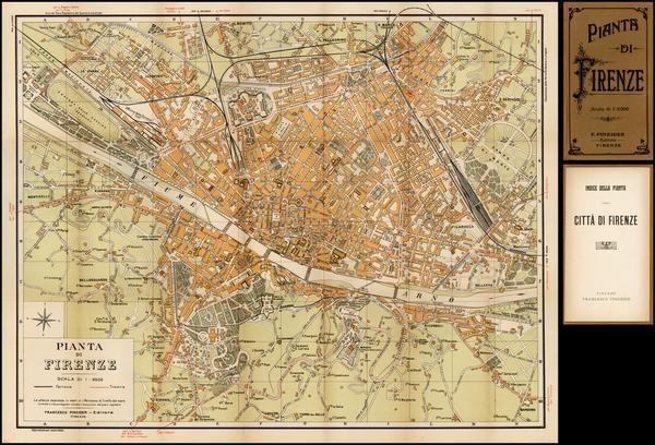 45-Italy Map By Francesco Pineider