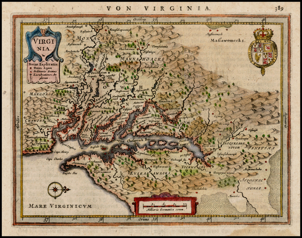10-Mid-Atlantic and Southeast Map By Jan Jansson