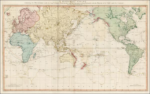 71-World, World, Australia & Oceania, Pacific, Australia, Oceania, New Zealand, Hawaii and Oth