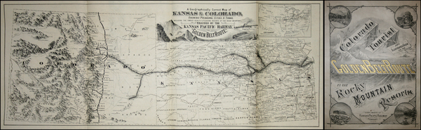 74-Plains and Rocky Mountains Map By