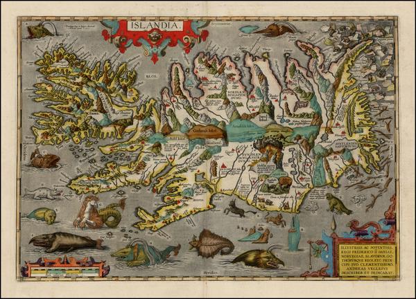 8-World, Atlantic Ocean, Iceland, Balearic Islands, Curiosities and Comic & Anthropomorphic M