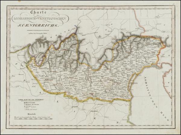 83-Italy Map By Tranquillo Mollo