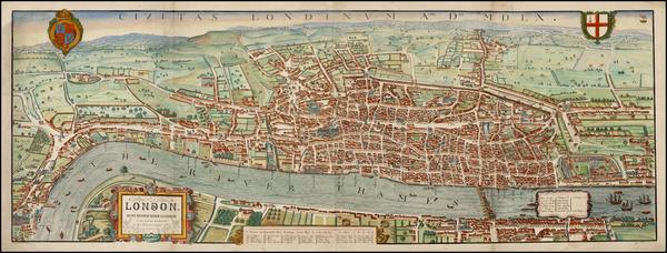 51-British Isles Map By Edward Weller