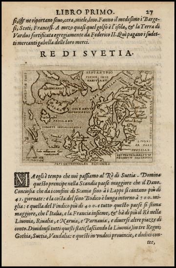39-Atlantic Ocean, British Isles, Baltic Countries, Scandinavia, Balearic Islands and Canada Map B