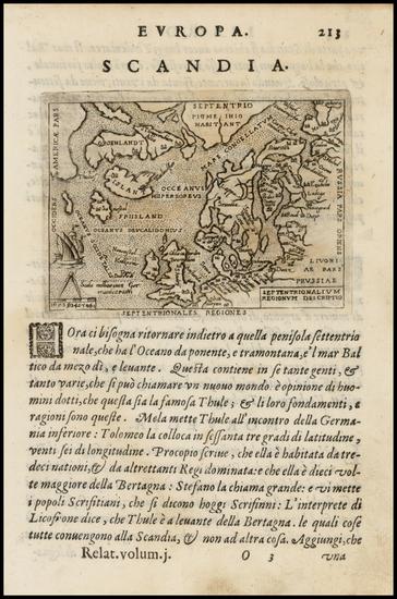 37-Atlantic Ocean, British Isles, Baltic Countries, Scandinavia, Balearic Islands and Canada Map B