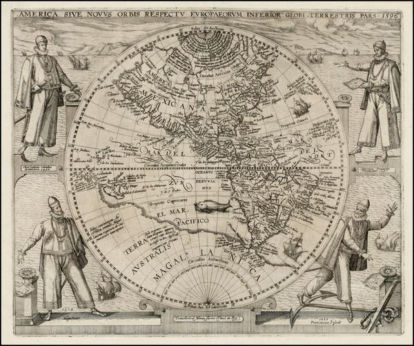 63-World, Western Hemisphere, North America, South America, Australia & Oceania, Australia, Oc