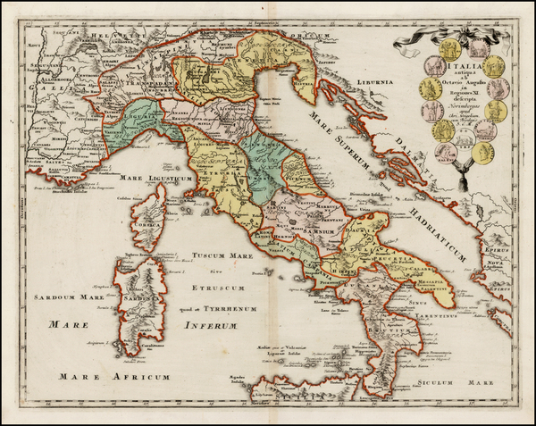 9-Italy Map By Christopher Weigel