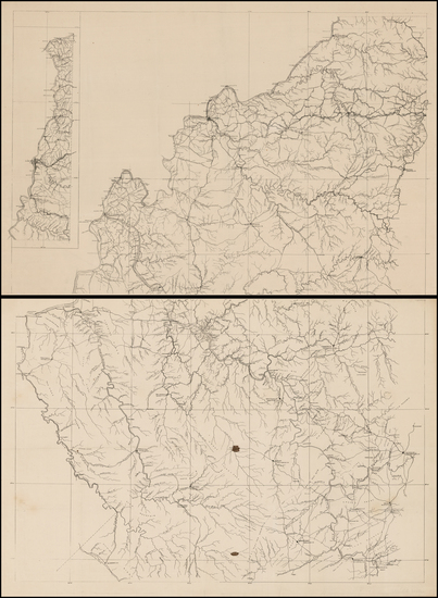 74-West Virginia, Southeast and Virginia Map By Anonymous