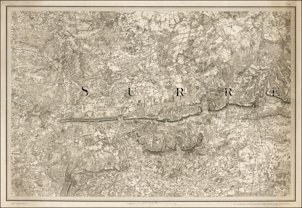 71-British Isles and British Counties Map By
