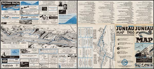 45-Alaska Map By Rudy J. Ripley