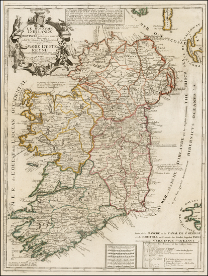 Map Of Ireland 32.Antique Maps Of Ireland Barry Lawrence Ruderman Antique Maps Inc