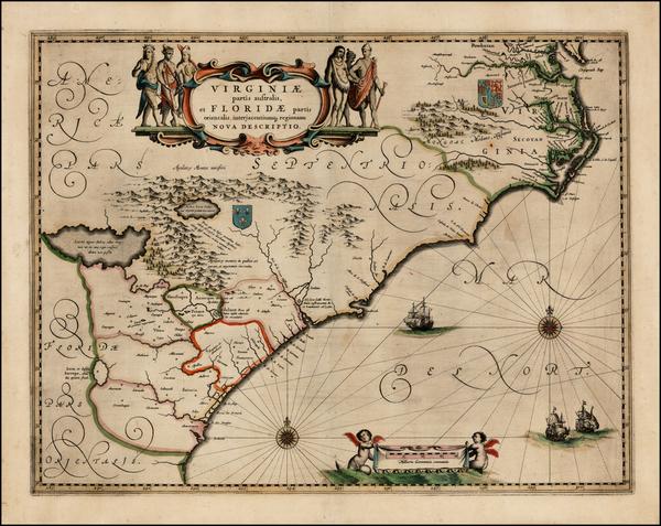 48-Southeast Map By Jan Jansson