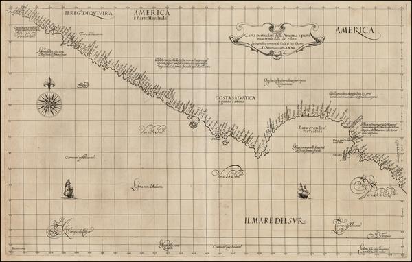 61-Baja California and California Map By Robert Dudley