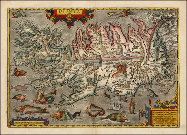 90-World, Atlantic Ocean, Iceland, Balearic Islands, Curiosities and Comic & Anthropomorphic M