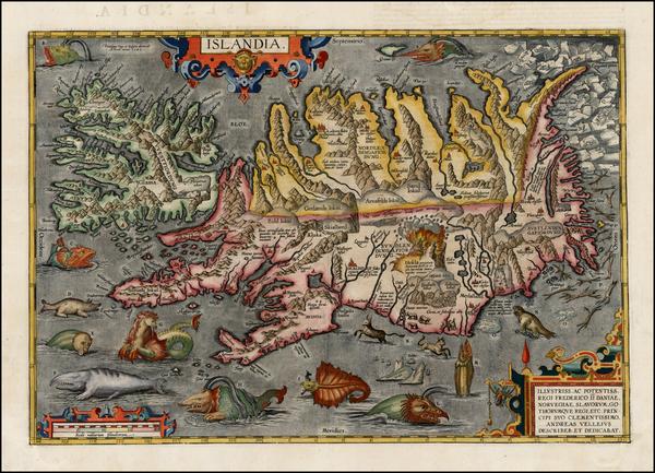 39-World, Atlantic Ocean, Iceland, Balearic Islands, Curiosities and Comic & Anthropomorphic M