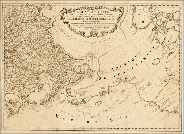 5-Polar Maps, Alaska, Canada, Japan, Other Islands, Pacific and Russia in Asia Map By Gerhard Fri