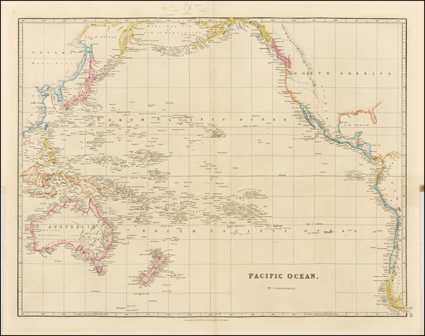 98-Australia & Oceania, Pacific, Australia, Oceania, New Zealand, Hawaii and Other Pacific Isl