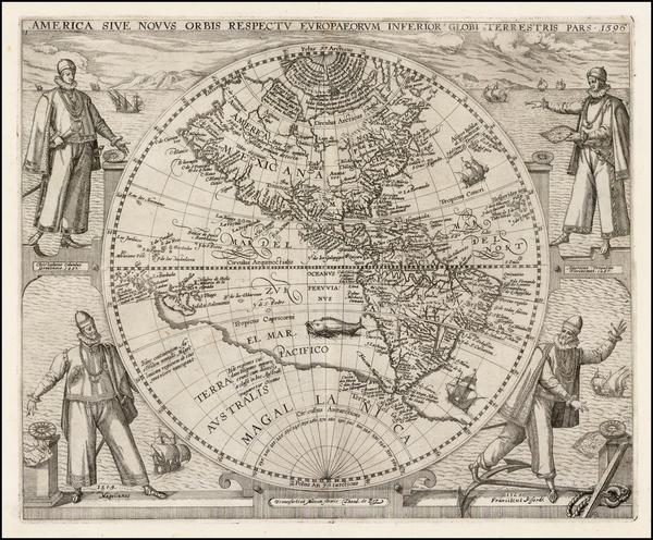 18-World, Western Hemisphere, North America, South America, Australia & Oceania, Australia, Oc