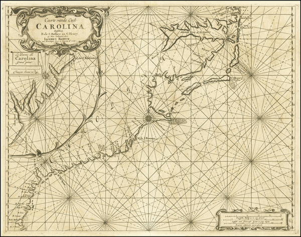 29-Southeast Map By Jacobus Robijn