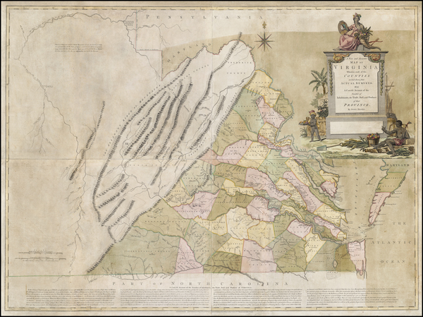 79-Southeast Map By John Henry