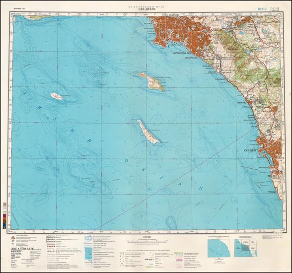 10-California Map By Generalnyi Shtab